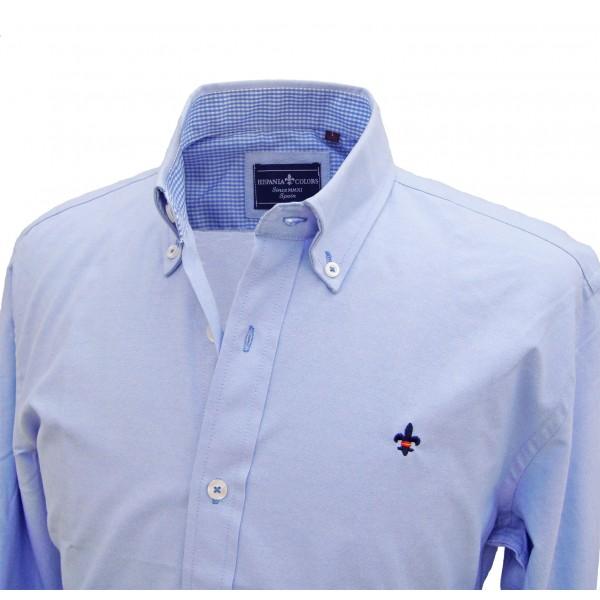 Camisa Hispania celeste