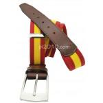 Cinturón elástico bandera de España
