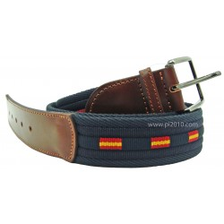 Cinturón marino con bandera de España
