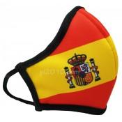 Mascarilla bandera de España (22)