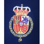 Polo Casa Real Felipe VI marino mujer