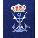 Polo Infanteria de Marina Armada Española marino hombre