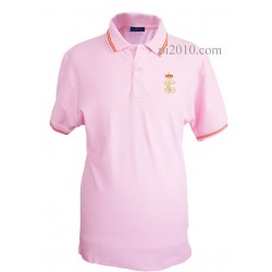 Polo Guardia Civil GC rosa hombre