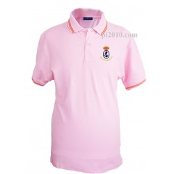 Polo Armada Española rosa hombre