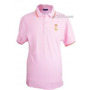 Polo Guardia Civil GC rosa hombre